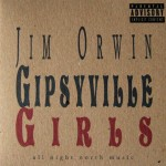Gipsyville Girls CD sleeve